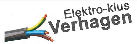 Bedrijfslogo Elektroklus Verhagen